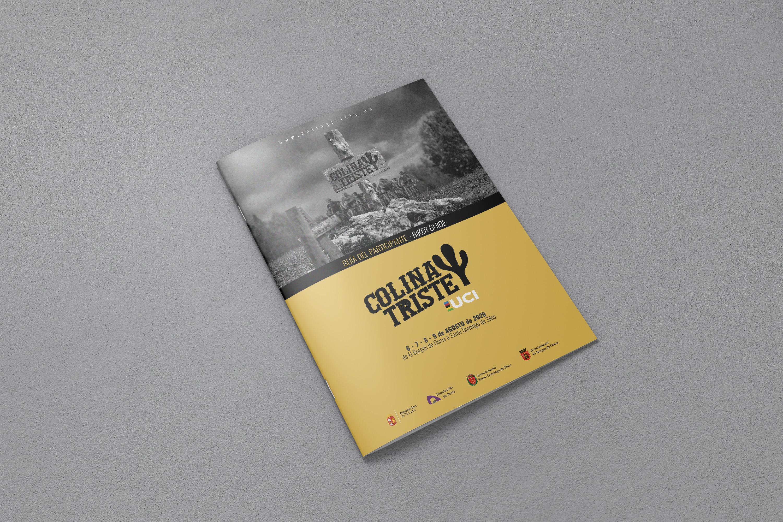 Ya te puedes descargar la Guía del Participante de Colina Triste UCI 2020