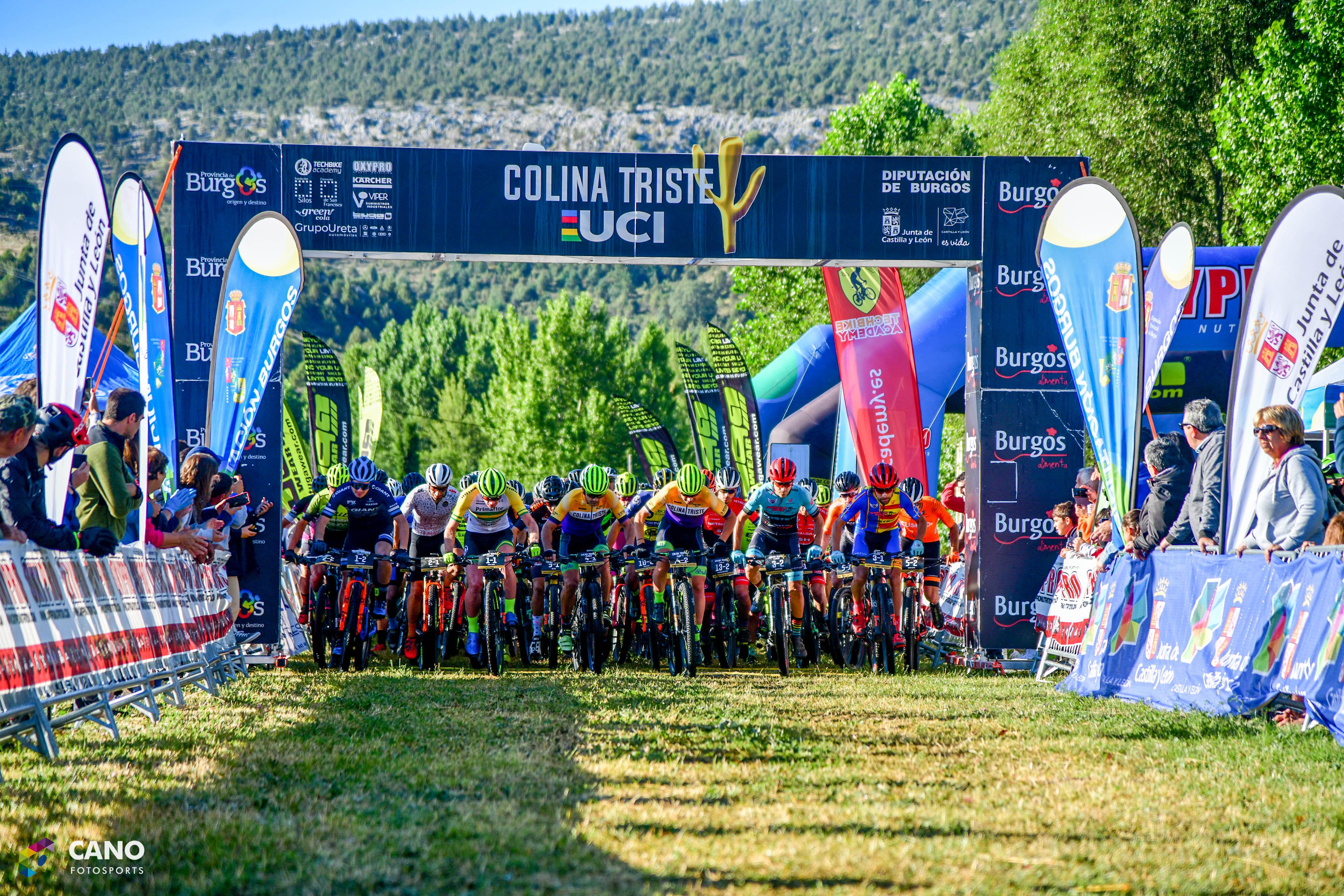 Colina Triste, epicentro del mountain bike mundial