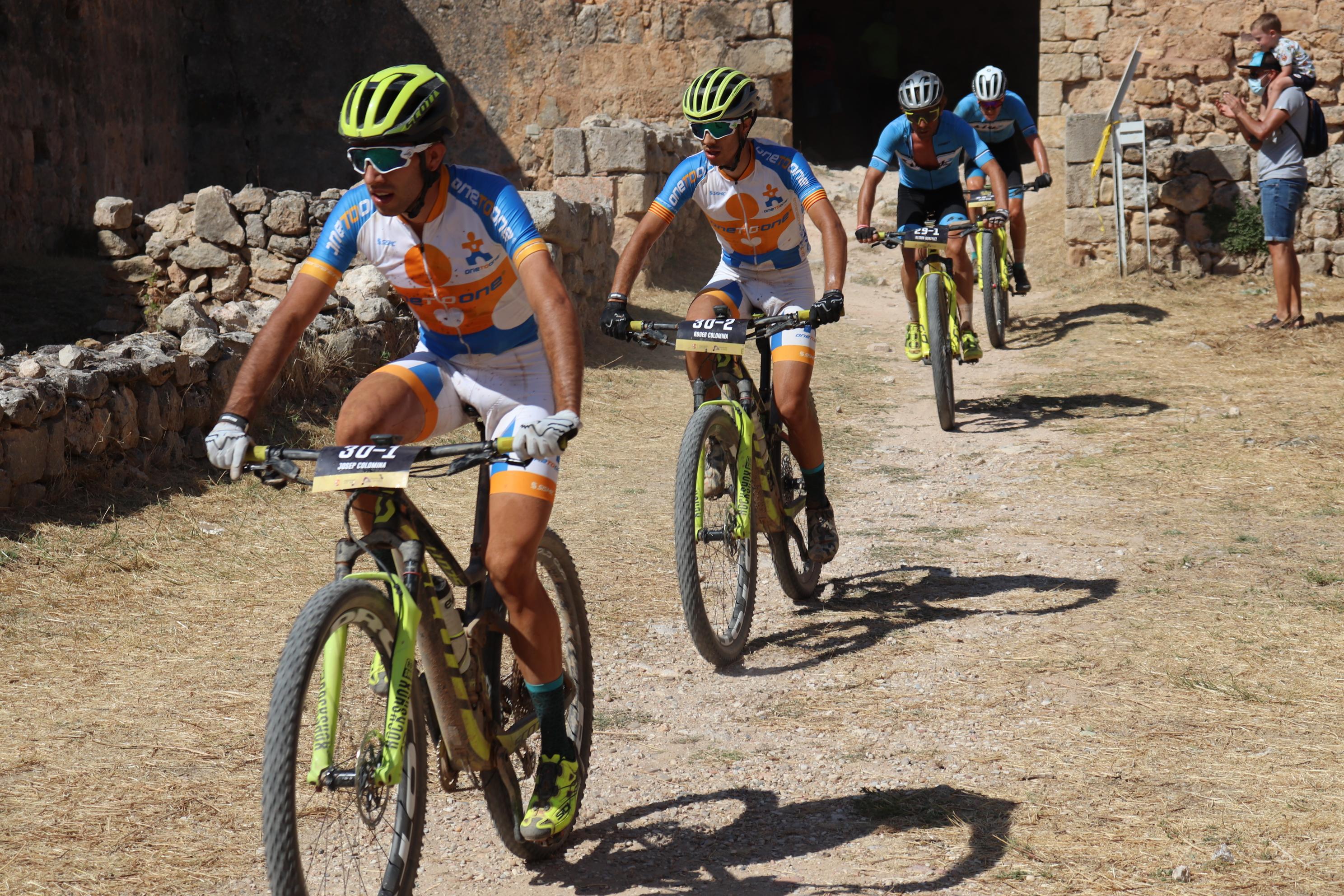 Publicadas las clasificaciones de la Etapa 1 de Colina Triste UCI 2020