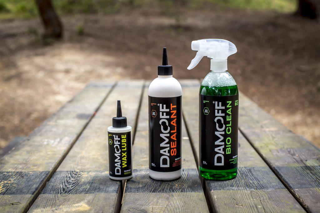 Damoff, patrocinador de Colina Triste UCI S1, ofrece un 10% de descuento en sus productos