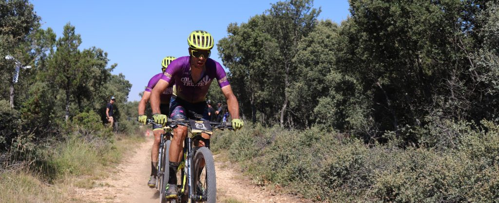 Hans Becking, José Dias, Silvia Roura y Naima Madlen ganan la etapa reina de Colina Triste UCI S1