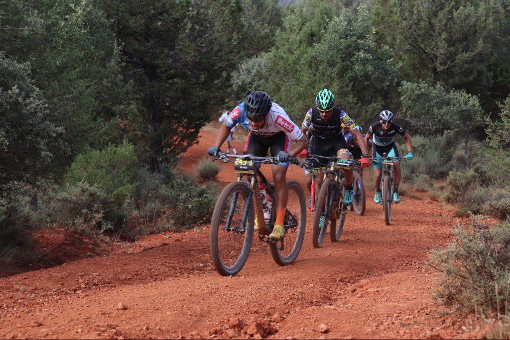 Guillem Cassú, Francesc Guerra, Silvia Roura y Naima Madlen ganan la tercera etapa de Colina Triste UCI S1